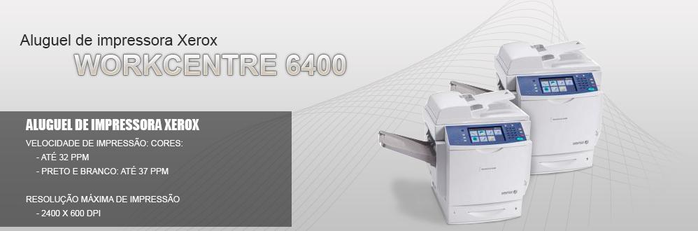 Aluguel de Impressora Xerox