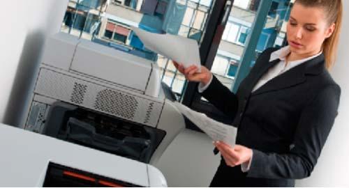 Locação de Impressoras e Multifuncionais