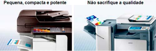 Outsourcing de Impressão Samsung